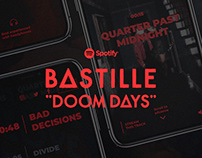 Bastille Doom Days | Promotional Website