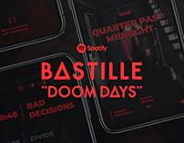 Bastille Doom Days | Promotional Website