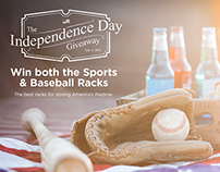 The Independence Day Giveaway