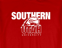 Southern Utah University Orientation Tshirt Design