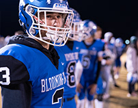 """Andrew Roberts/Blooming Grove, TX """"Friday Night Lights"""""""