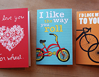 Bike Lover Greeting Cards