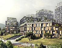 Cendere Valley Housing Complex