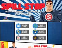 Spill Stop | Branding
