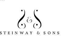 Steinway & Sons Logo Redesign