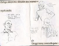 sketchbook 2010/2011