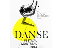 FESTIVAL DE DANSE DE MONTREAL