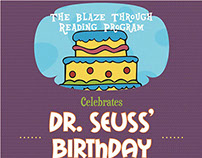 Dr. Seuss Birthday Celebration - 2014