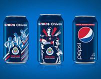 PepsiCo | Pepsi Brand | Somos Chivas