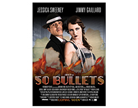 50 Bullets Movie Poster
