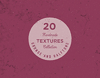 Grunge and Halftone Textures Collection