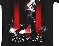 Paramore Band Merchandise