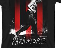 Paramore Band Merchandise