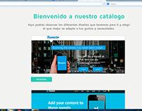 Catálogo en línea