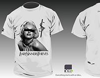 LST Teeshirt Design