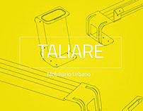 Taliare - Mobiliário Urbano