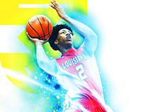 ESPN Magazine - 2014 NBA Draft Preview