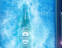 The freshness by Heineken