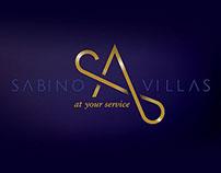 Sabino Villas Branding