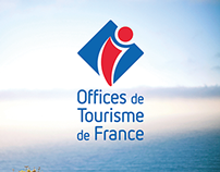 New logo for Office de Tourisme de France