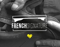 Project for Fédération de la Chaussure