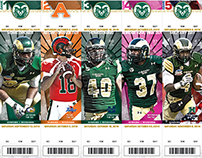 2014 Colorado State University Season Tickets
