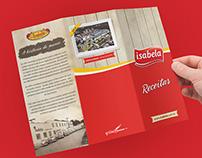 Folder Receitas Isabela