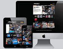 Phunkt TV responsive web design