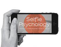 Selfie Psychology Infographic