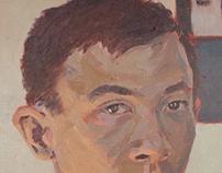 Summer 2014 Paintings
