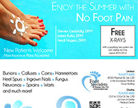 Foot Specialists Val-Pak Coupon