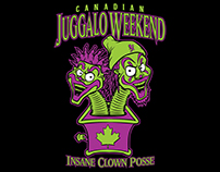 ICP - Canadian Juggalo Day 2017