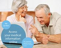 Patient Portal Poster