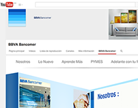 BBVA Bancomer YouTube