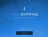 FREE SHIPPING - Newsletter