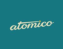 Atomico Intergalactic Travel