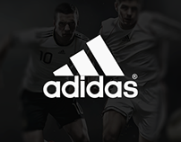 Adidas Media-Application Concept