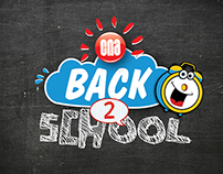 CNA Back to School Campaign