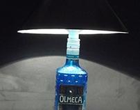 Olmeca Lamp