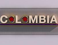 COLOMBIA 3D DESIGN