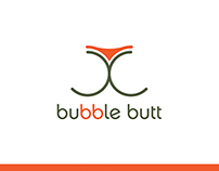 Bubble Butt - Winner - Logo Design Contest