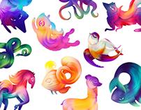 Animal compilation