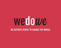 Wedowe & #Braincandies | Brand Designs