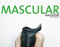 MASCULAR Magazine Issue No. 9 | Spring 2014