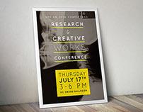 R&CW Conference Publicity