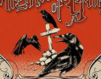 Mightiest of Guns - Strange Birds EP
