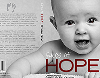"""Faces of Hope"" Book Cover Re-Design"