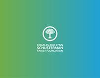 Schusterman Website Design