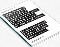 A guidebook to European politics