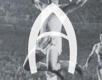 Typography & Fútbol #A //  Alfredo Di Stéfano